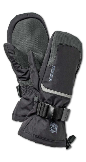 Hestra CZone Gauntlet Jr - mitt Black/Earth (100690)